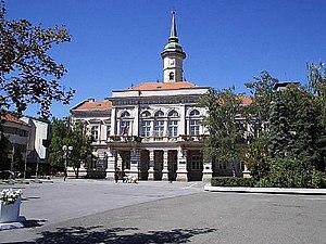 Bečej - Town hall