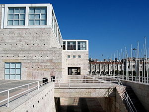 Cultural Centre of Belém - The largest cultural centre in Portugal