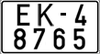 Belarussian license plate for special vehicles.png