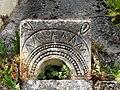 Belaygue prieuré décor intérieur nord.JPG