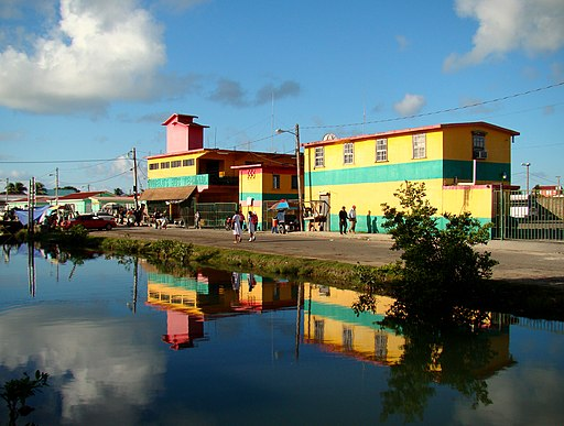 Belice-City-Novelos Bus-Terminal