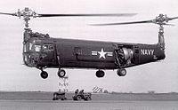 Bell XHSL-1 prototype in flight c1953.jpg