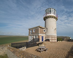 Belle Tout lighthouse - Belle Tout Lighthouse in 2017