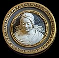 Bemberg Fondation Toulouse - Jeune fille - Terre cuite vernissée - Atelier d'Andrea Della Robbia - Florence XVe siècle.jpg