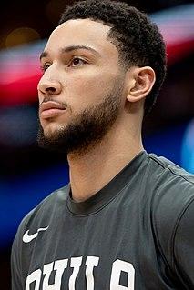 Ben Simmons Australian basketball player