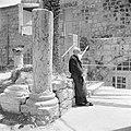 Benedictijner klooster Abu Gosh bij Jeruzalem, gebouwd op de ruines van een rome, Bestanddeelnr 255-0883.jpg