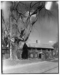 Benjamin Abbott Farmhouse