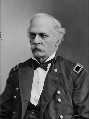 Benjamin Alvord (mathematician) - Brigadier General Benjamin Alvord