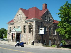Benjamin C. Moore Mill - Benjamin C. Moore Mill, June 2009