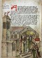 Benoît XIII Déposition par le concile de Constance, Rosengartenmuseum.jpg