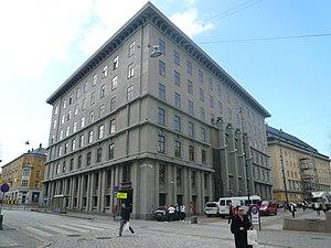 Bergen District Court - Bergen Tinghus