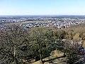 Bergfried Alsbacher Schloss-05-Aussicht NNW.jpg