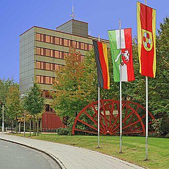 Bergkamen - Image: Bergkamen Rathaus