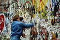 Berlin 1989, Fall der Mauer, Chute du mur 10.jpg