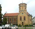Berlin Niederschönhausen Evangelische Friedenskirche (09030219).JPG