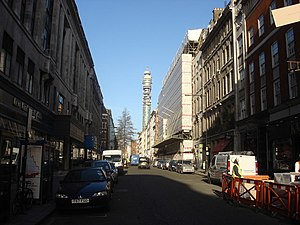 Berners Street - Berners Street