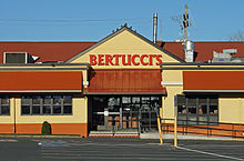 Bertucci's restaurant Rt.1, Peabody, Massachusetts