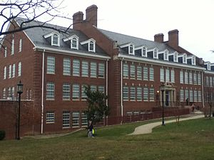 Bethesda-Chevy Chase High School - Image: Bethesda Chevy Chase High School Front