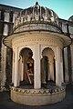 Bhairav Mandir inside Badal Mahal, Kumbhalgarh Fort.jpg