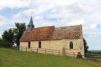 Biéville-Quétiéville église Saint-Pierre de Mirbel.JPG
