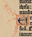 Biblia de Gutenberg, 1454 (Letra E) (21647632168).jpg