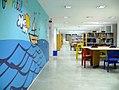"""Biblioteca Pública """"Jovellanos"""" (Gijón) - Sección infantil.JPG"""