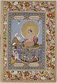 Bichitr - Jahangir Preferring a Sufi Shaikh to Kings, from the St. Petersburg album - Google Art Project.jpg
