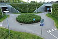 Bicycle roundabout Overlund 2012-05-22.jpg