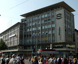 Bahnhofstraße in Bielefeld