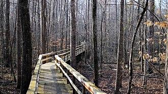 Big Hill Pond State Park - Image: Big Hill Pond State Park