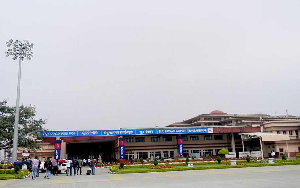 Biju Patnaik Airport, Bhubaneswar, Odisha