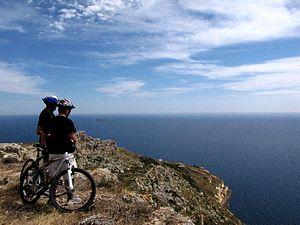 Cycling in Malta - Bike Adventure in the North of Malta with Malta By Bike