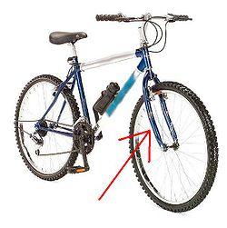 フロントフォーク (自転車)とは - goo Wikipedia (ウィキペディア)