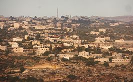 View of Bil'in