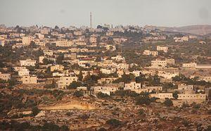 Bil'in - View of Bil'in