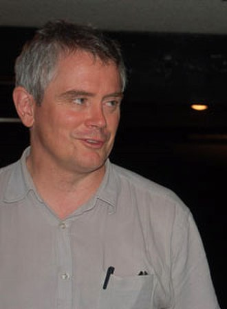 Bill Congreve - Image: Bill Congreve Aurealis Awards 2007
