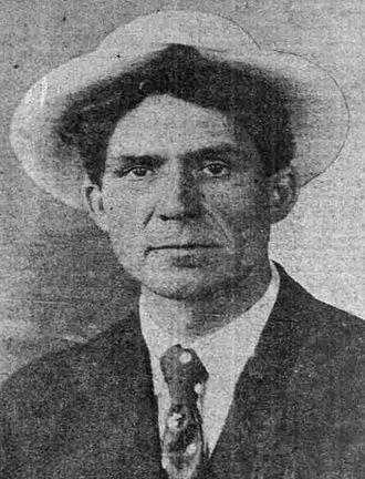 Bill Hayward - circa 1919