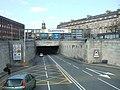 Birkenhead entrance to Queensway Tunnel.jpg