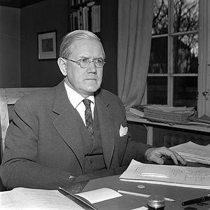 """Björn Collinder - Erik Alfred Torbjörn """"Björn"""" Collinder"""