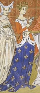 Queen of France and Navarre, first wife of King Charles IV
