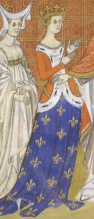 Blanche of Burgundy - Image: Blanka 2