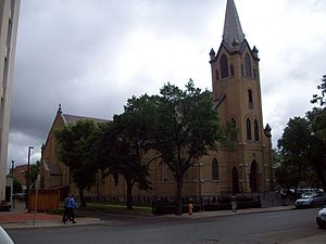 Blessed Sacrament Church (Bronx) - Image: Blessed Sacrament