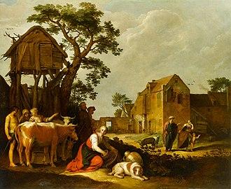 Abraham Bloemaert - Image: Bloemaert Expulsion