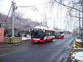 Bořislavka, Siemens-Rampini a SOR BN 8,5 (01).jpg