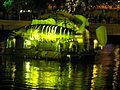 Boat in Yarra River, 2006 Commonwealth Games.jpg