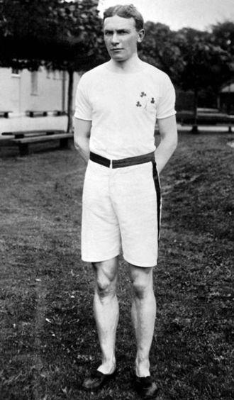 Robert Kerr (athlete) - Image: Bobby Kerr
