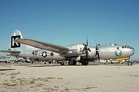 Boeing B-29 Superfortress, USA - Air Force AN1026155.jpg