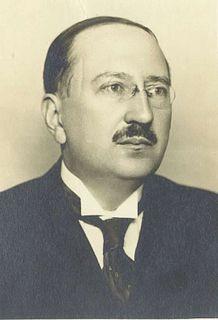 Bogumil Vošnjak Slovenian diplomat and legal scholar