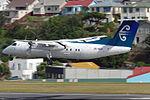 Bombardier Dash 8-Q311, Air New Zealand Link (Air Nelson) JP6877325.jpg