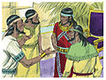 Book of Joshua Chapter 10-1 (Bible Illustrations by Sweet Media).jpg